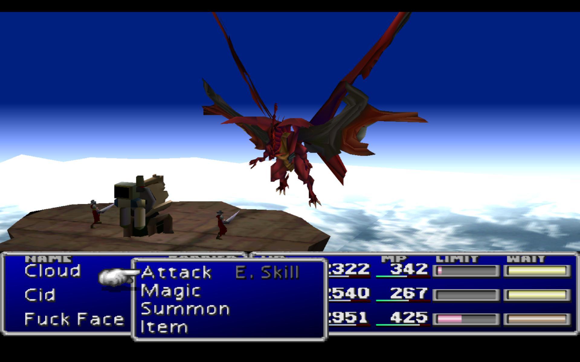 Final Fantasy VII NTSC U Disc1of3 ISO
